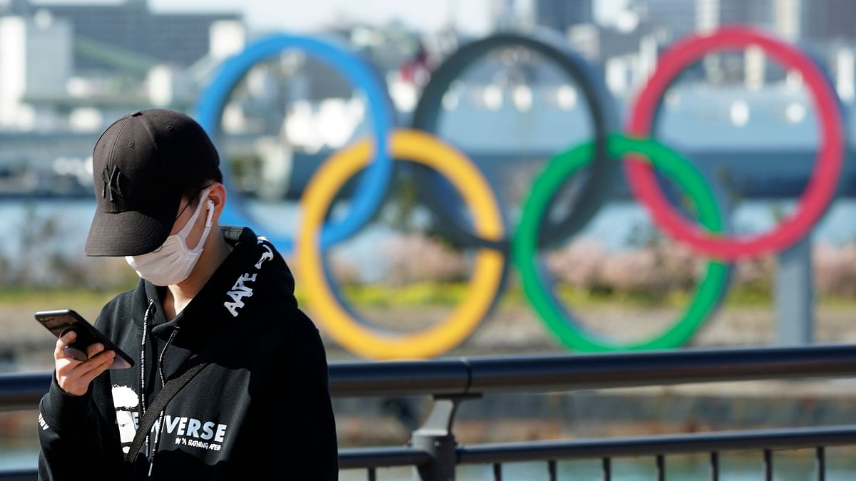 The International Olympic Committee (IOC) has decided to not allow overseas spectators for the July-August Olympic Games.