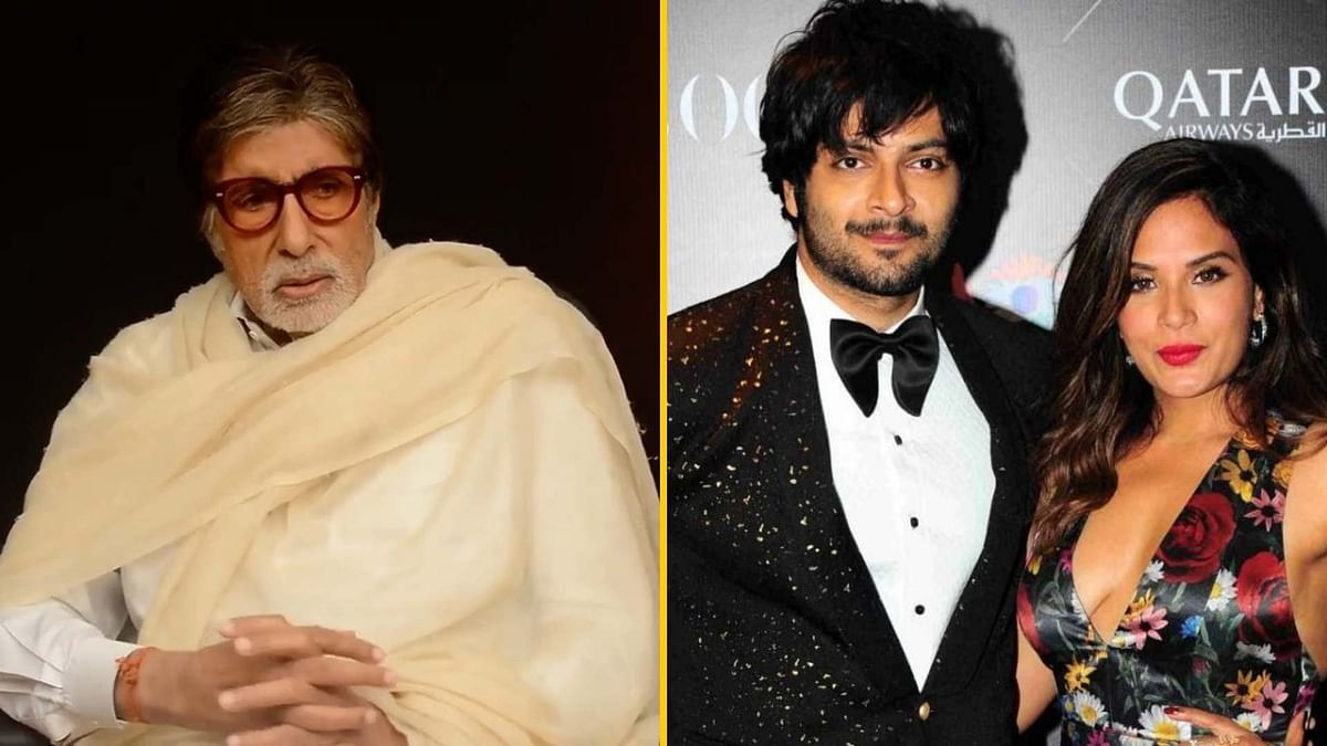 QuickE: Bachchan Not Quarantined; Richa-Ali's Wedding Postponed
