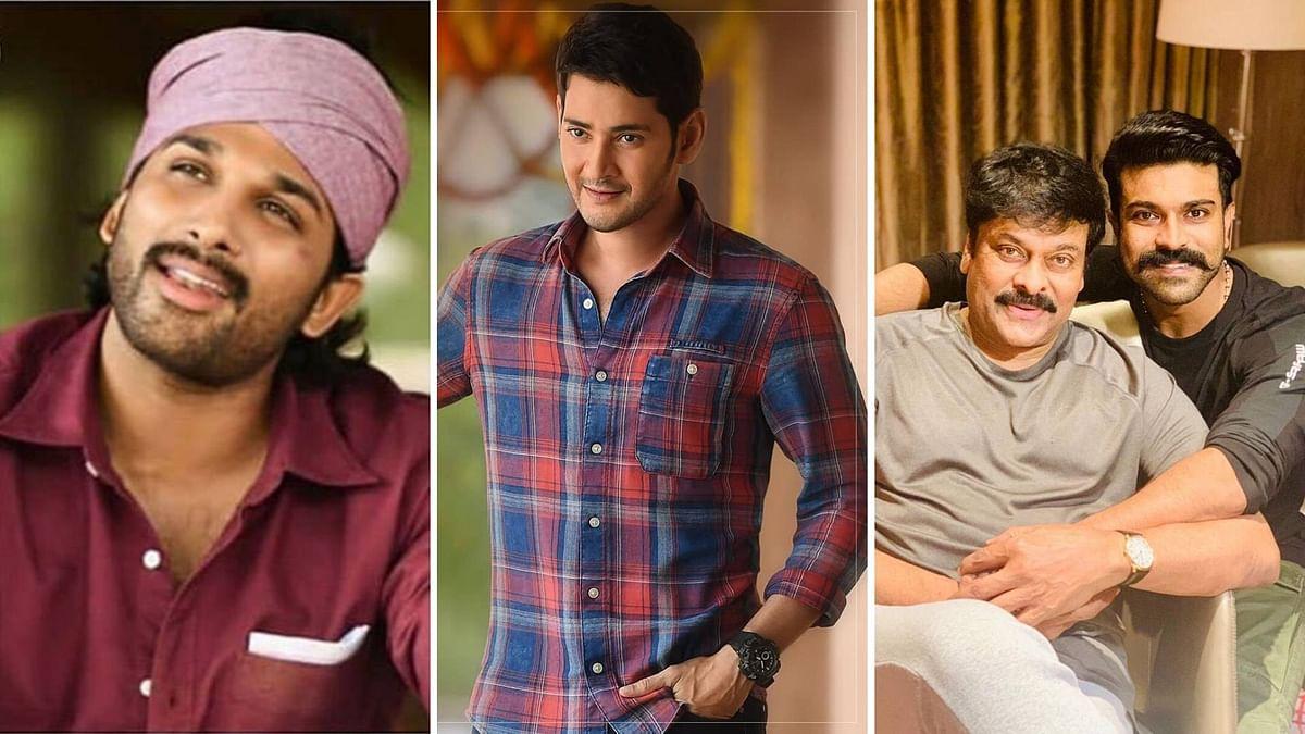 Telugu Stars Allu Arjun, Chiranjeevi Add to COVID-19 Relief Fund