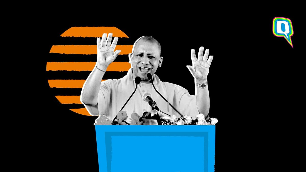 Uttar Pradesh Chief Minister Yogi Adityanath is known for his outrageous remarks on communal hatred.
