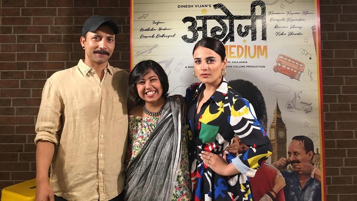 Deepak Dobriyal & Radhika Madan On Why Irrfan Is an Inspiration