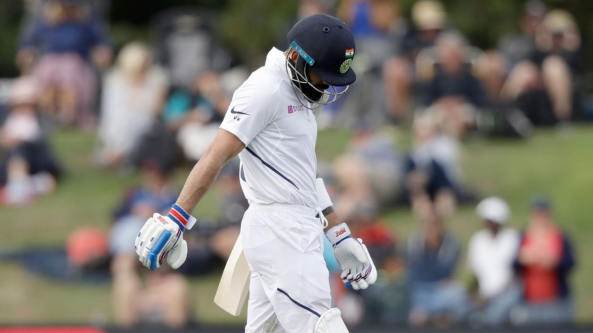 Stats: Virat Kohli Ends New Zealand Tour on a Disastrous Note