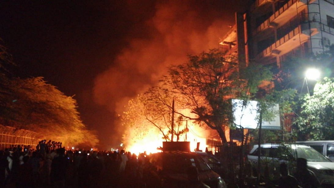 Fire That Broke Out at Shop in Shaheen Bagh Doused, No Casualties