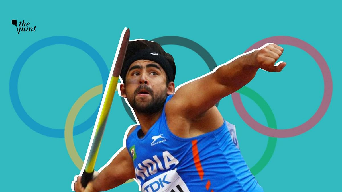 Shivpal Singh Takes His Family's Love for Javelin a Notch Higher