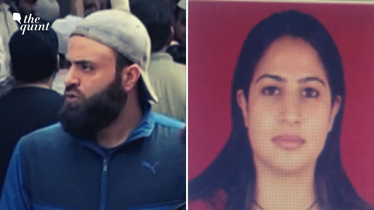 Couple identified as Jahanjeb Sami and  Hina Bashir Beg have been detained by Delhi Police.