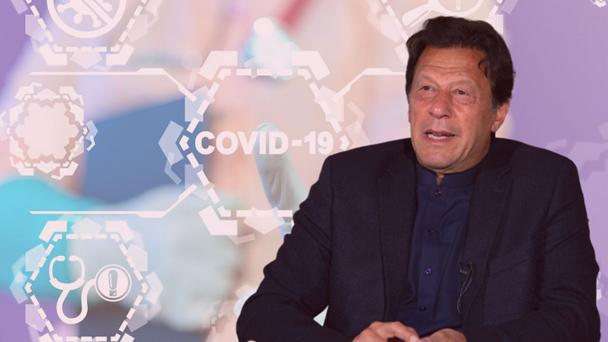 Pak Can't Afford Nationwide Lockdown Over COVID-19: PM Imran Khan