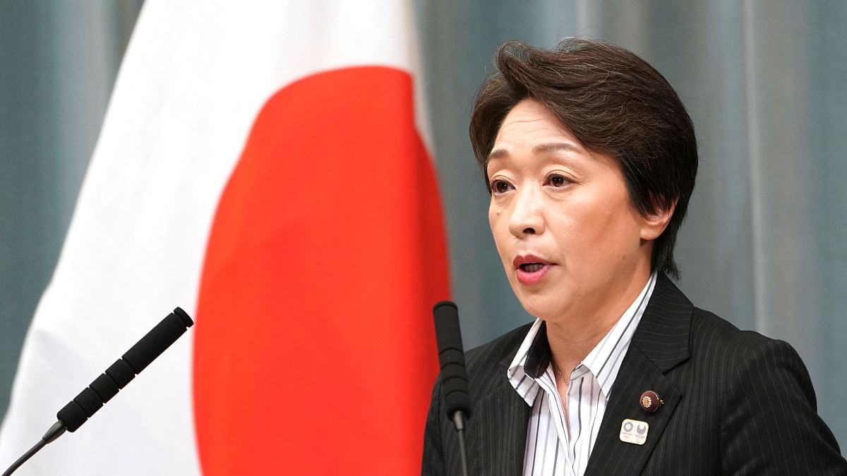 According to Japan's Olympic minister Seiko Hashimoto the IOC has the right to cancel the games only if they are not held during 2020