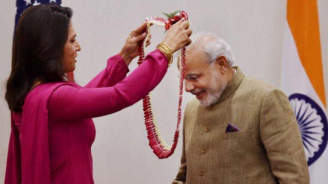 Tulsi Gabbard Flags 'Hinduphobia' – Is It Hindutva Donors' Voice?