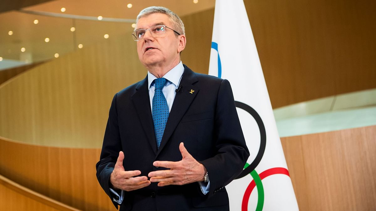 India Among Aspiring Hosts for Olympics in 2036 and Beyond: Thomas Bach