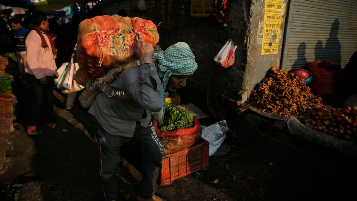 Retail Inflation Cools to 6.58% in February