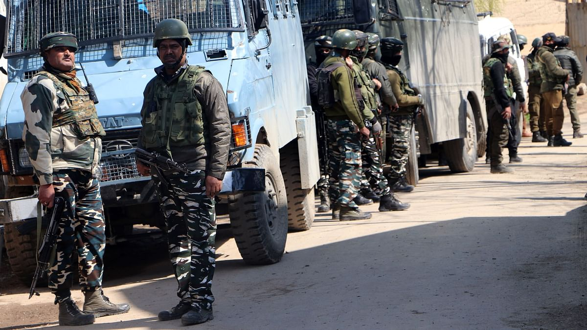 Four Militants Killed in Encounter in Anantnag