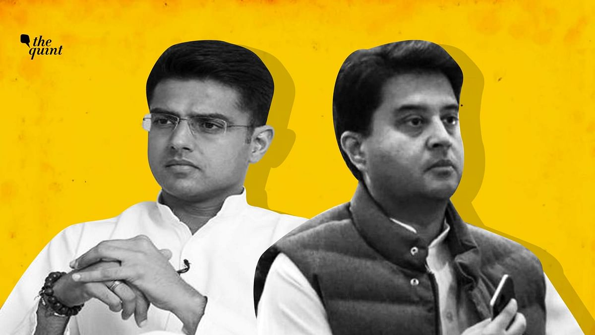 Why Jyotiraditya Scindia's Revolt Might Benefit Sachin Pilot