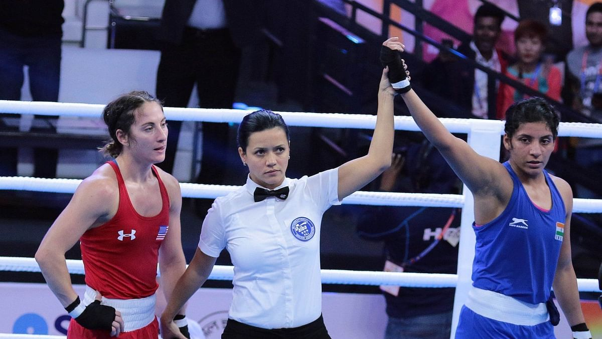 In 2018, Simranjit won her first international gold at the Ahmet Comert International Boxing Tournament in Istanbul in Turkey.