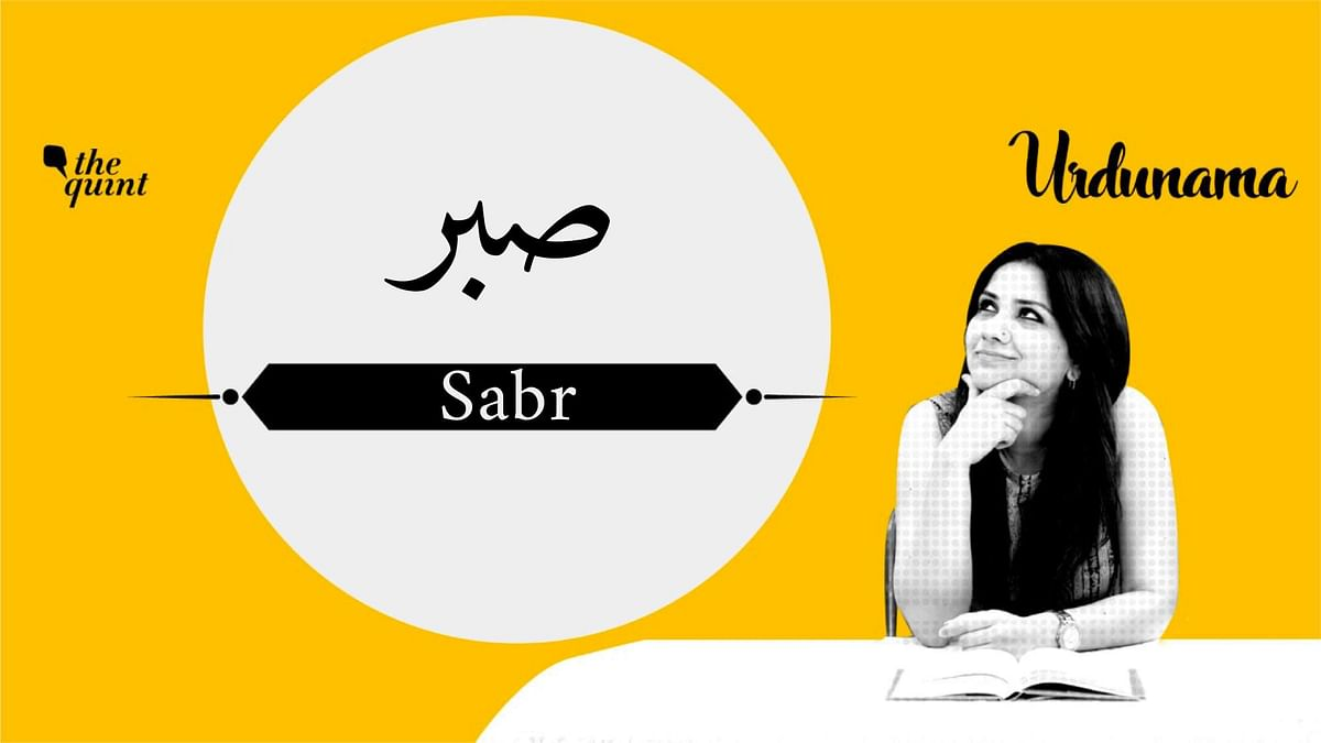 If the Lockdown is Wearing You Down, 'Sabr' is What You Need