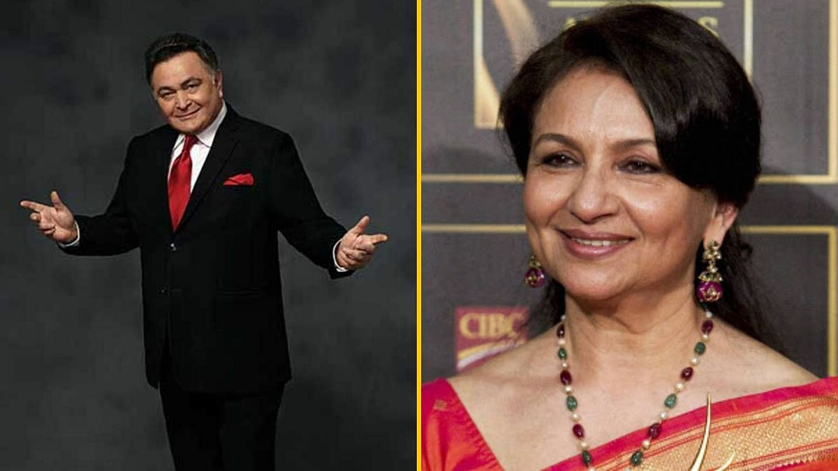 Regret Not Saying a Final Goodbye to Rishi Kapoor: Sharmila Tagore