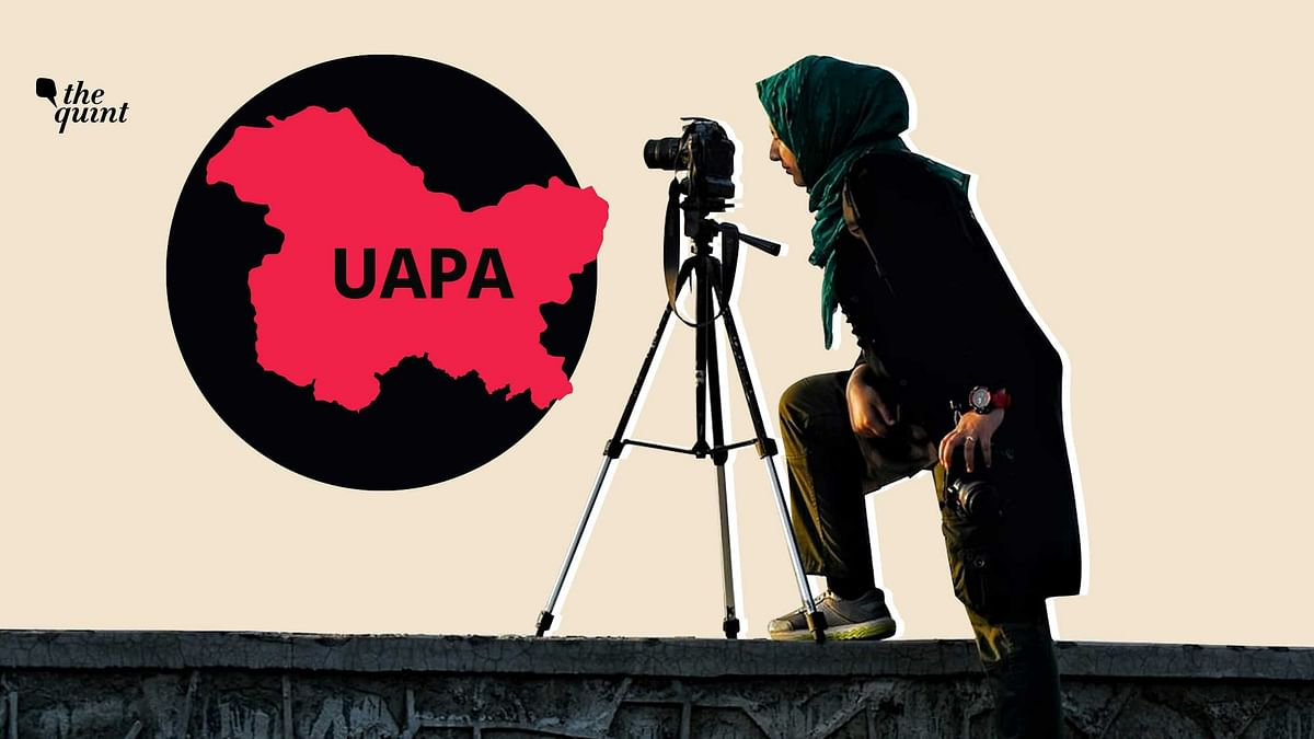 'Won't Disown My Work': Meet the Photojournalist Charged With UAPA