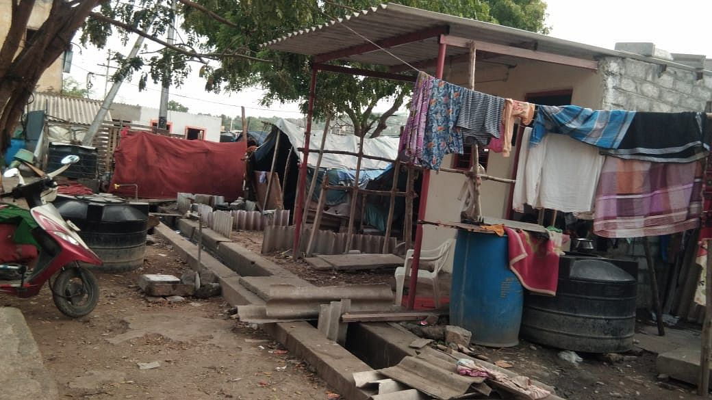 They fear that since they live in such cramped spaces, even if one person is infected, the entire community will be affected.