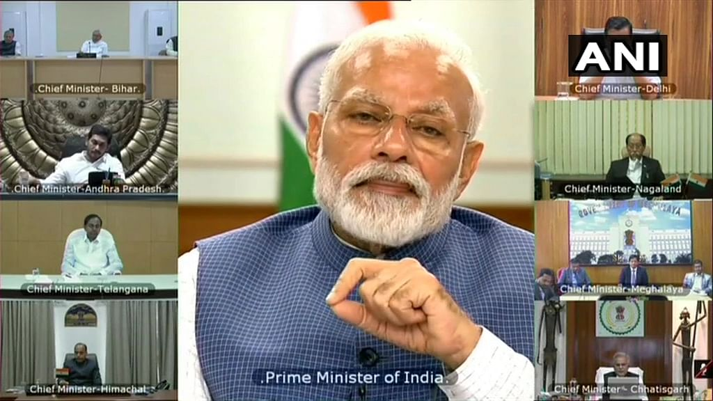 Ensure Population's Staggered Reemergence Post Lockdown: PM to CMs
