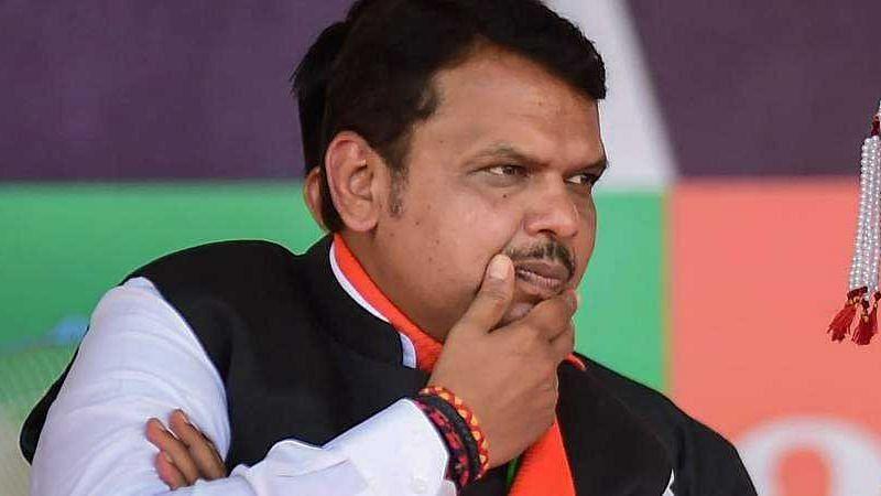 File image of former Maharashtra Chief Minister Devendra Fadnavis.