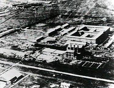 Unit 731 Campus in Harbin, China