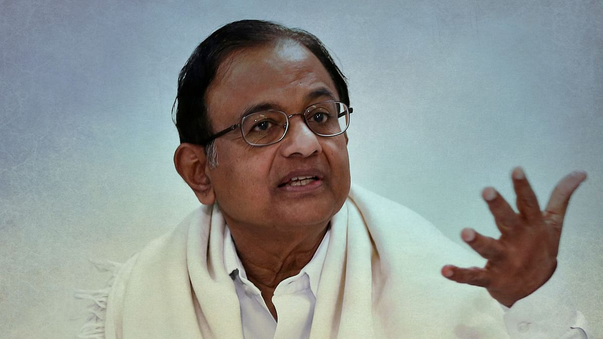 Chidambaram Demands US-Like Plan to Protect Workers' Wages