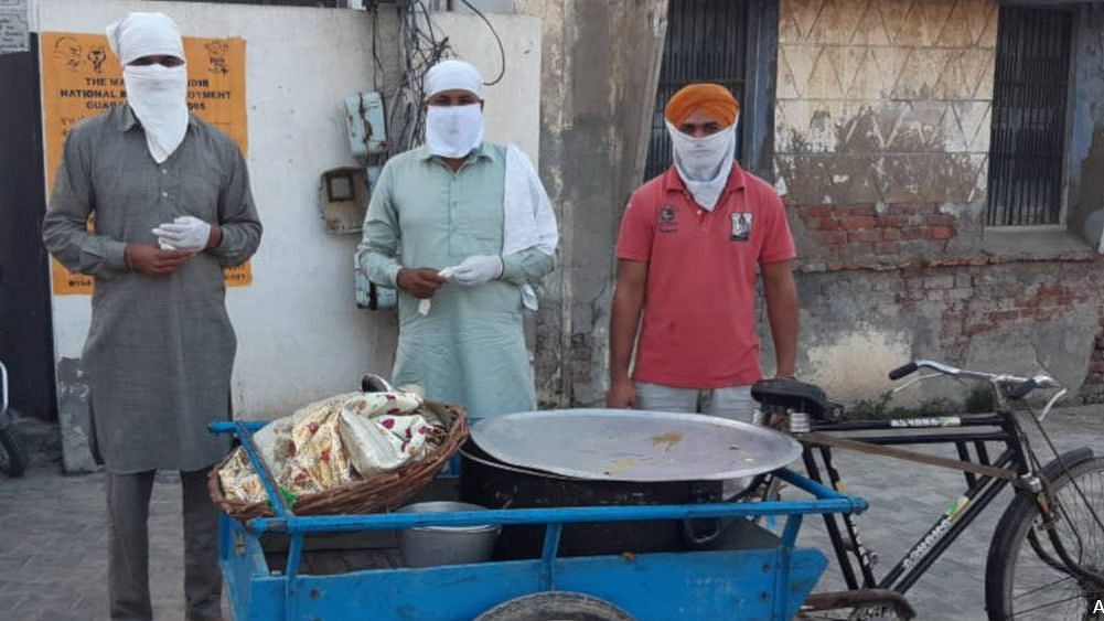 In Punjab Villages, COVID-19 is Dissolving Some Caste Divides