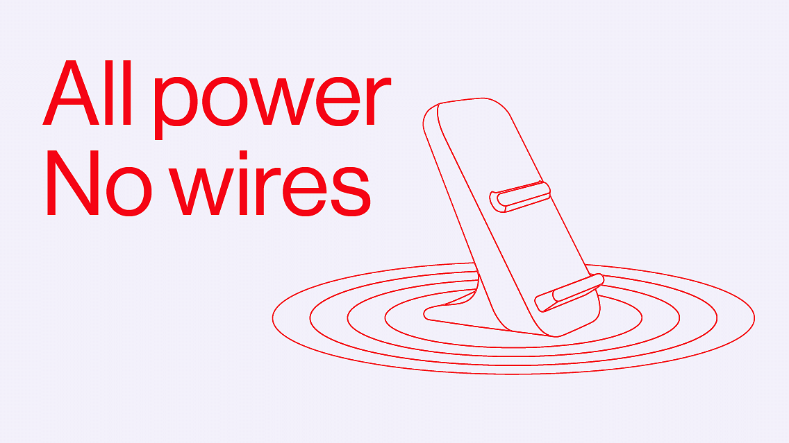 OnePlus will be launching its first wireless charger very soon.