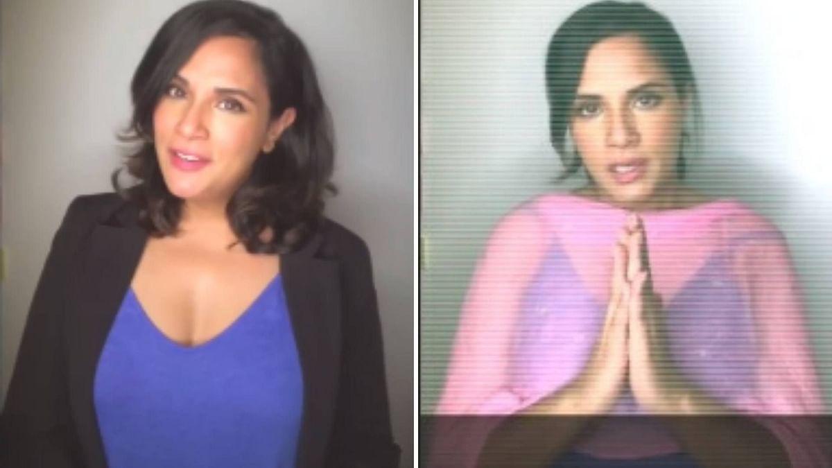 COVID-19: Richa Chadha Turns News Anchor In This Satirical Video