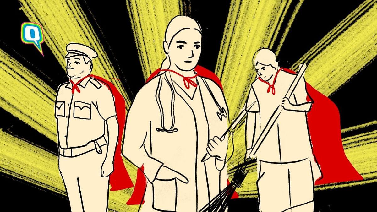 Meet the COVID-19 Heroes Helping Fight the Novel Coronavirus