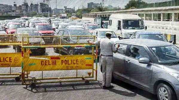 COVID-19: Faridabad Officials Limit Movement of People From Delhi