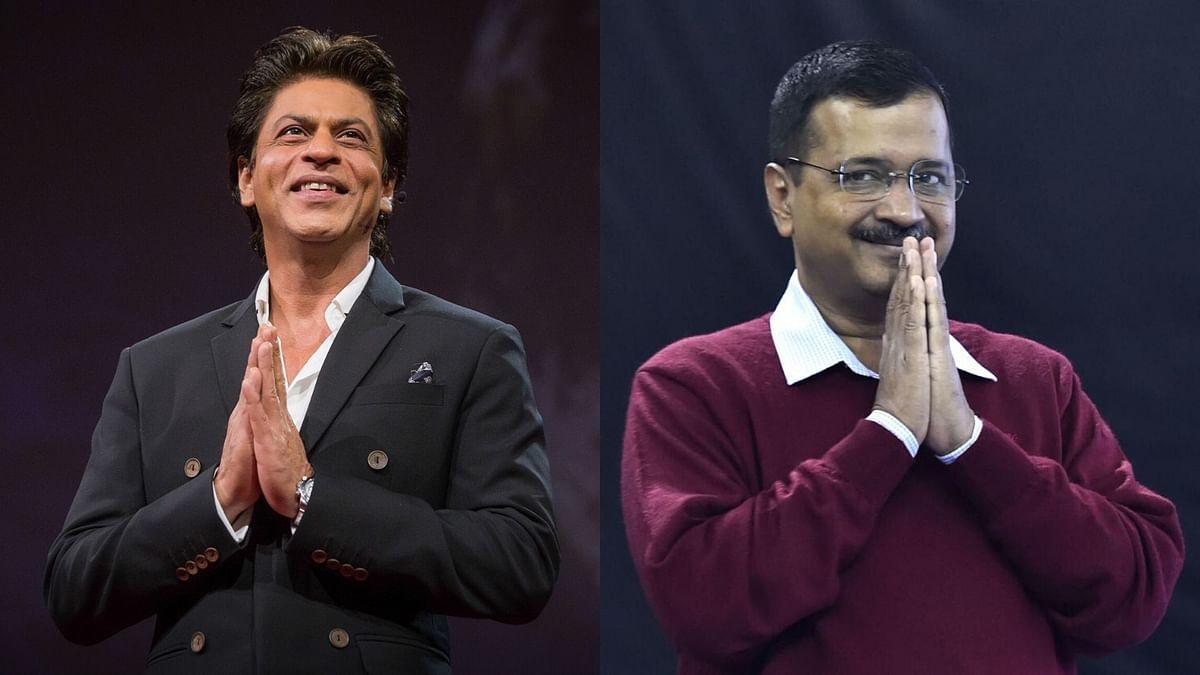 Shah Rukh Khan's Reply to Delhi CM Arvind Kejriwal Is a Winner