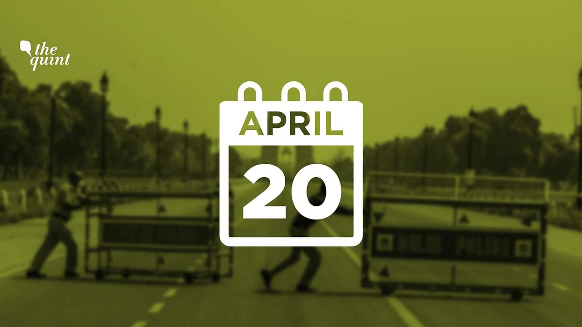 FAQ: What Activities Are Allowed During Lockdown From 20 April?