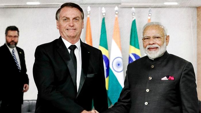 Brazil to Send Flight for 2 Mn Vials of India's COVID-19 Vaccine