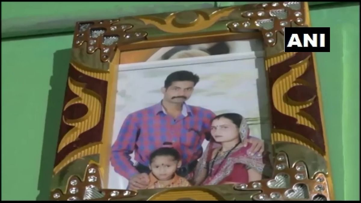 Widow of CAF Personnel Who Died in Bastar Donates 10,000 to COVID