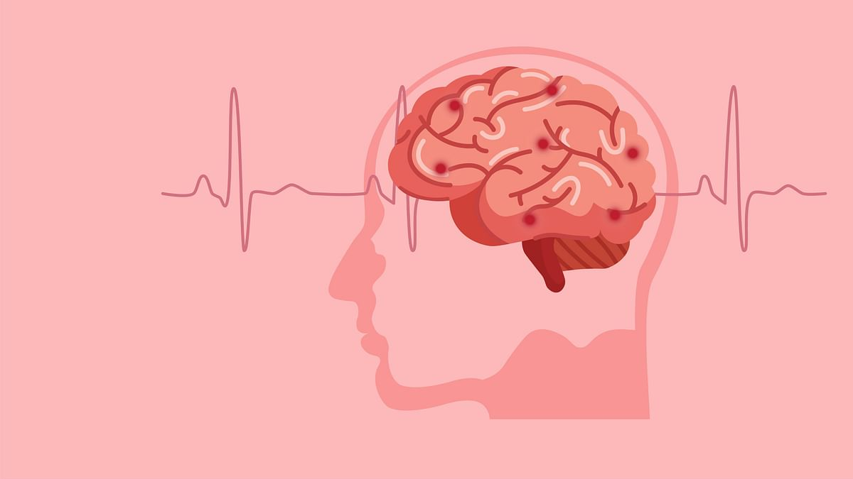Stroke, Confusion, Lost Smell & Taste: How COVID-19 Impacts Brain
