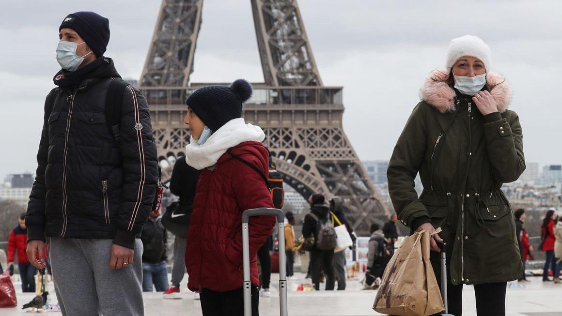 Europe Coronavirus Death Toll Tops 30,000: AFP Tally