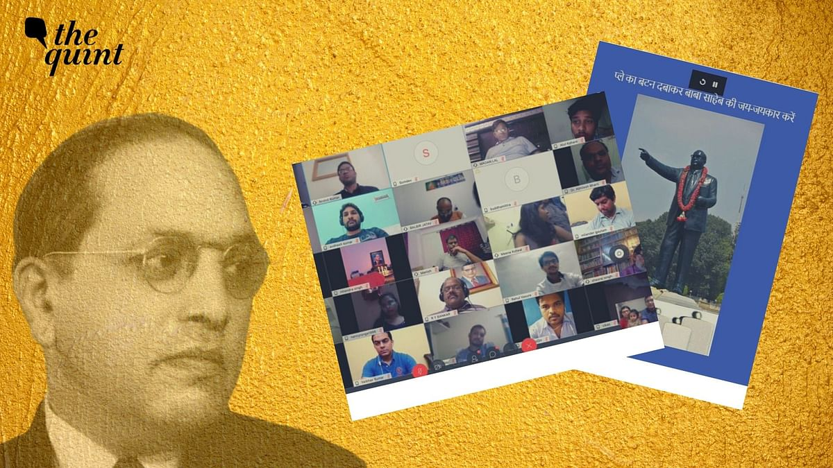 E-Tributes, Video Calls: Ambedkar Jayanti Goes Digital Amid Corona