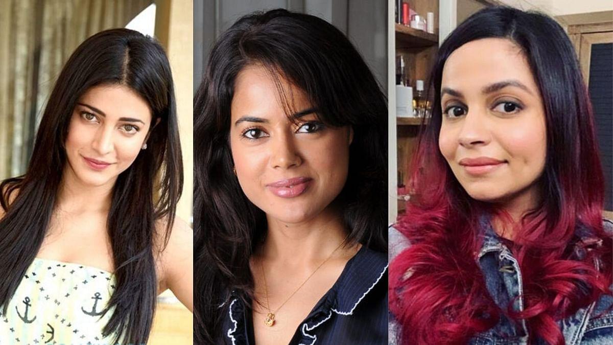 Shruti Haasan, Sameera Reddy, Shaheen Bhatt Salute COVID-19 Heroes