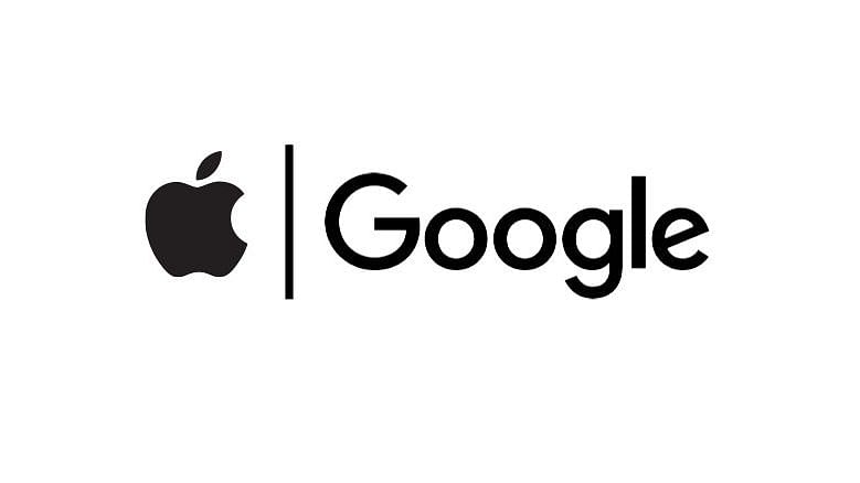 Google and Apple have never worked together for any tech product.