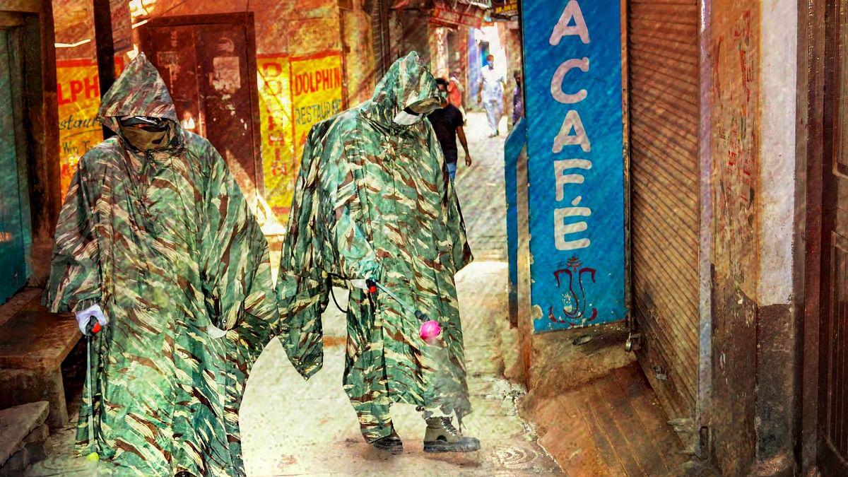 CRPF Personnel Dies of COVID-19 in Delhi, HM Shah Condoles Death
