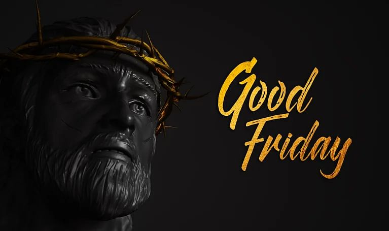 Good Friday will be celebrated on 2 April this year.