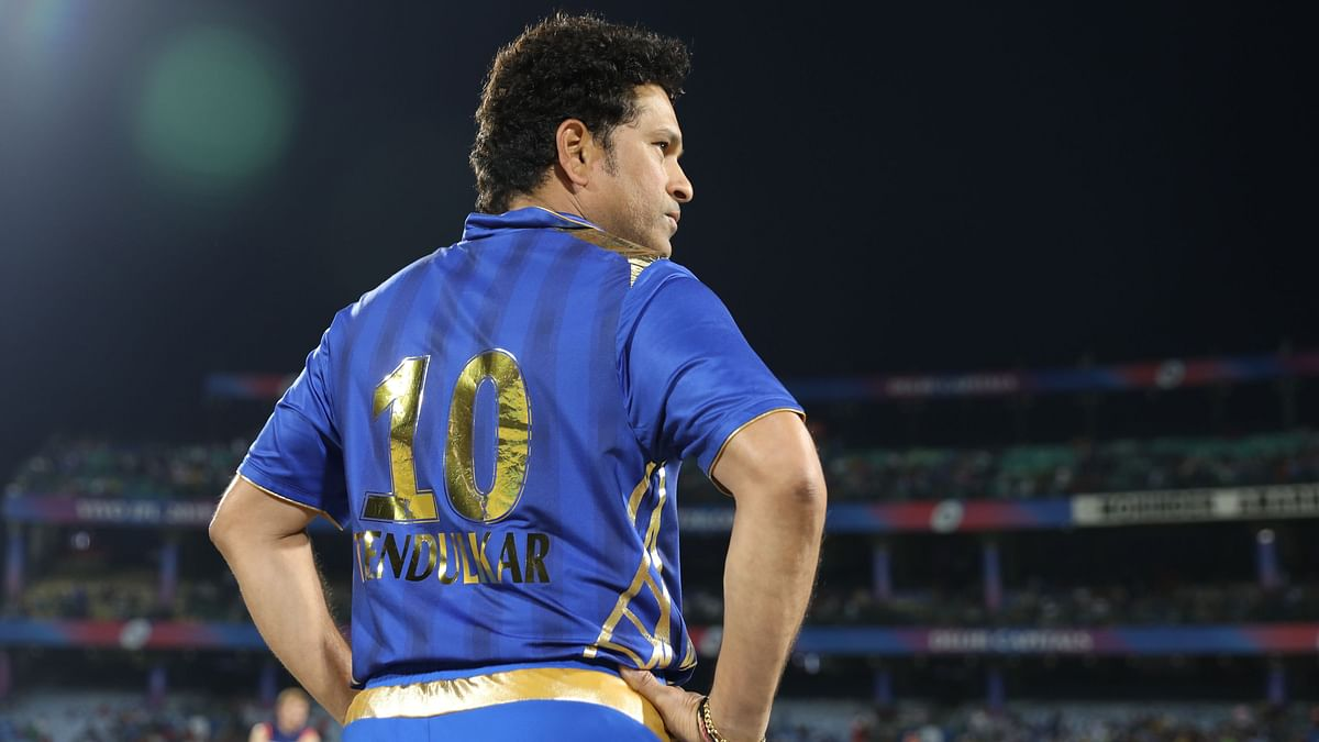 Sachin Tendulkar has no doubts as to which team he is supporting this season in the Indian Premier League (IPL).