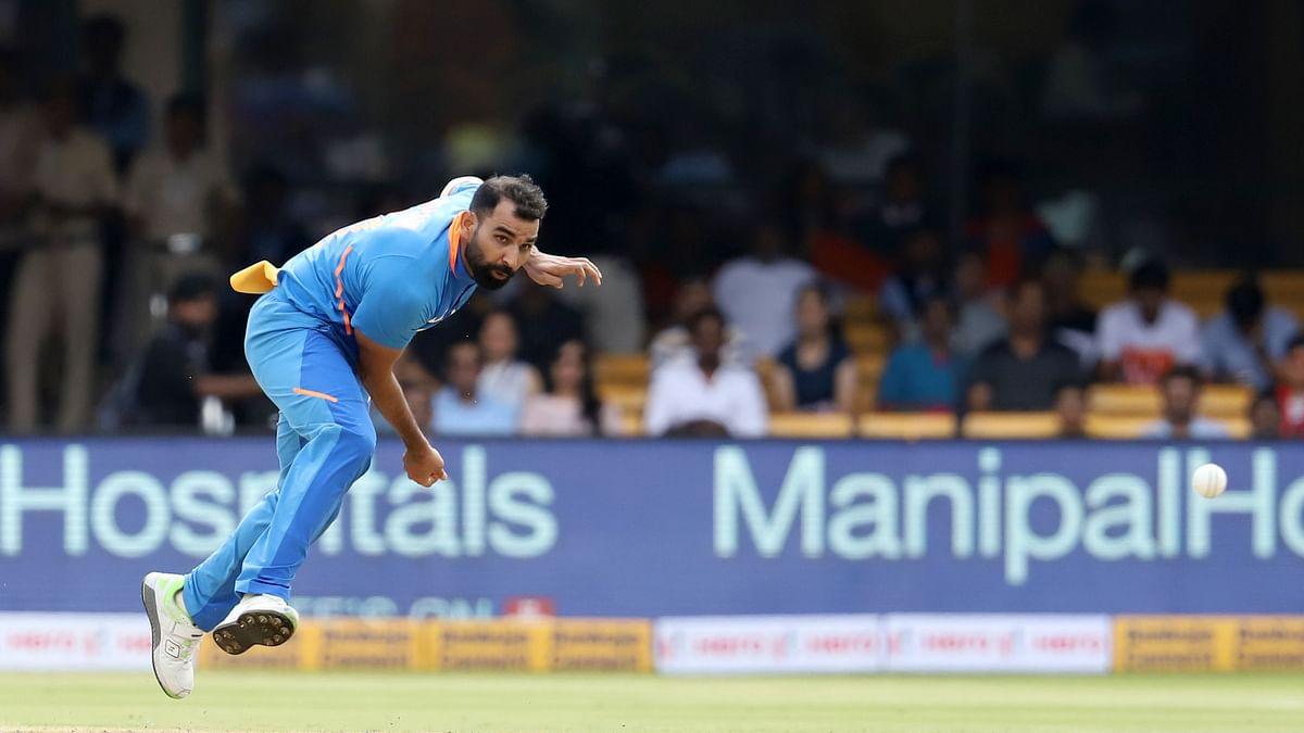 'Knee Broke In First Match,' Shami On Playing 2015 WC With Injury