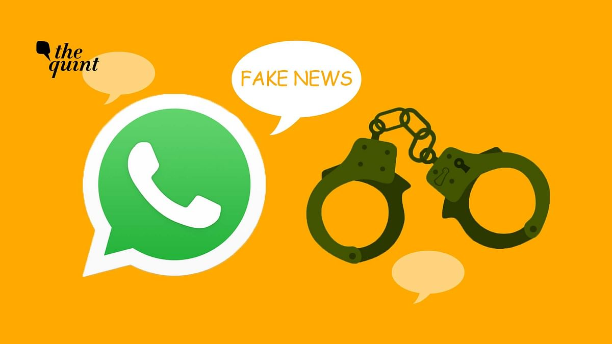 Can a WhatsApp Admin Be Arrested for Sharing Info on COVID-19?