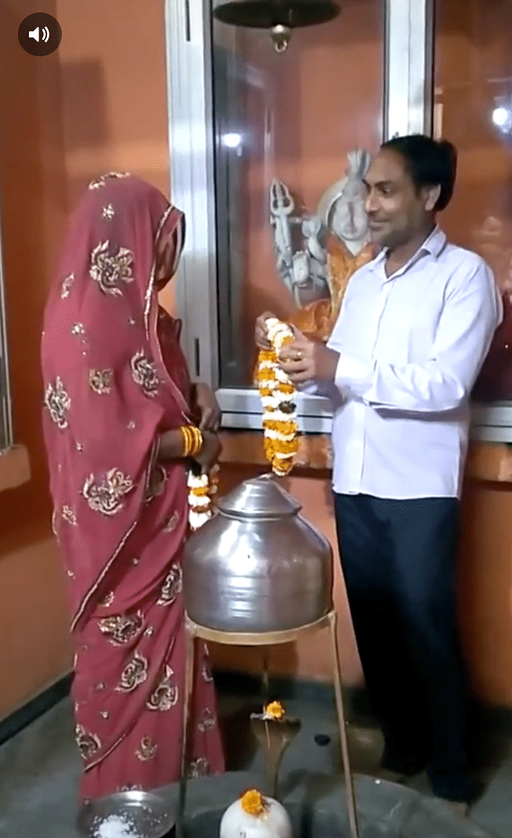 Ghaziabad Couple Has a Lockdown Wedding With Budget of Rs 101