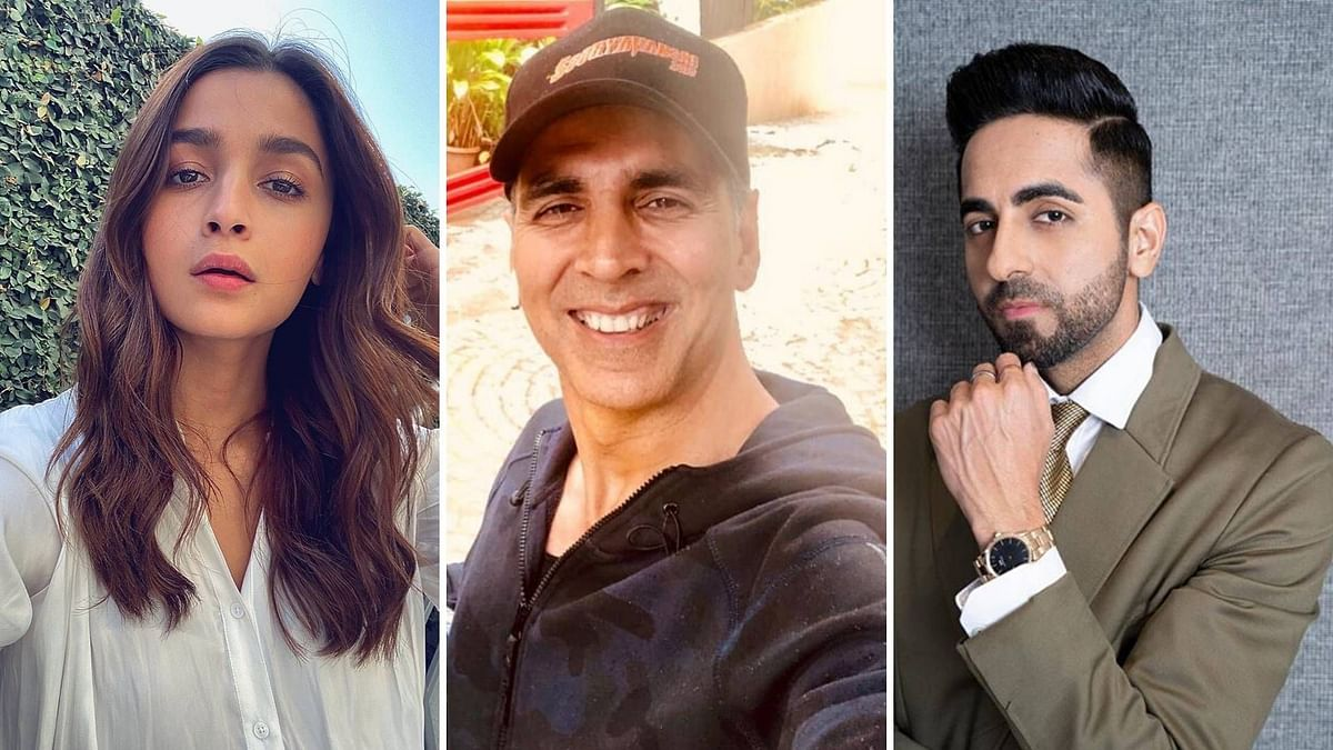 Akshay, Ayushmann, Alia Thank Mumbai Police, Get Quirky Replies