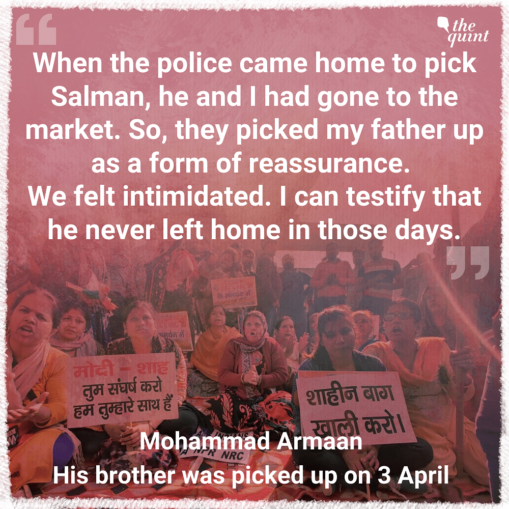 Under Lockdown, Confusion & Fear Grip NE Delhi As Arrests Increase