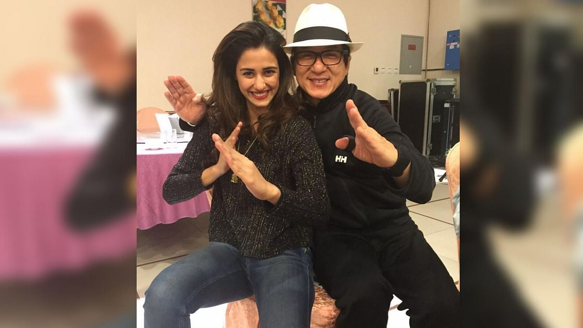 Disha Pens a Heartwarming Note to Jackie Chan On His Birthday