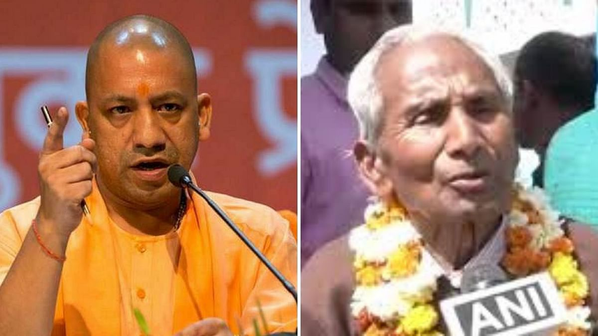 'Can't Attend Funeral Due to COVID': UP CM Yogi on Father's Demise