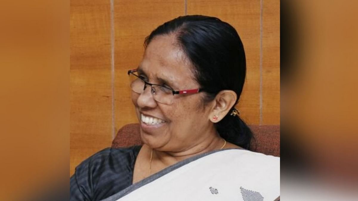 UN Honours Kerala Health Min KK Shailaja for Fight Against COVID